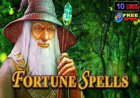 Fortune Spells – slot donosi magične kazino bonuse!