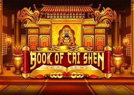 Book of Cai Shen – slot kineske mitologije!