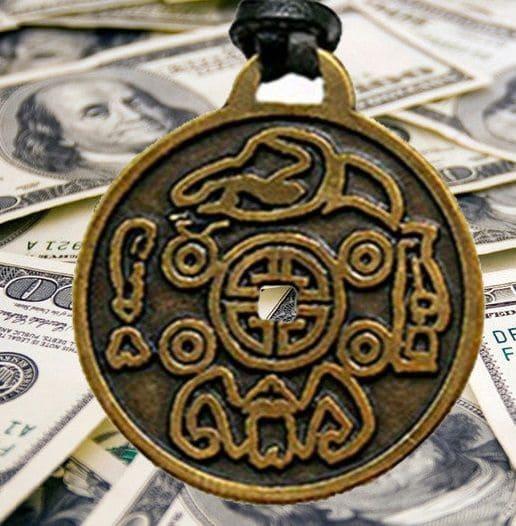 Амулет на Удачу и Деньги купить