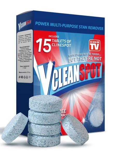 Купить Vclean Spot чистящее средство