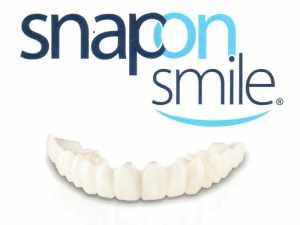 Съемные виниры Snap on Smile