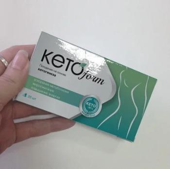 Купить Ketoform