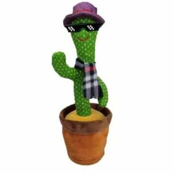 Танцующий кактус игрушка купить