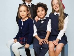 Распродажа детских школьных костюмов