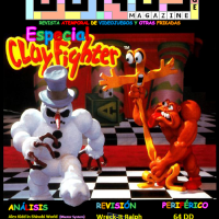 Revista: Bonus Stage Magazine Nº17 Especial ClayFighter