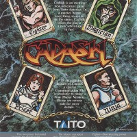 Análisis: Cadash (Arcade)