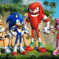 Personajes: Knuckles