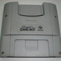 Periférico: Super Game Boy