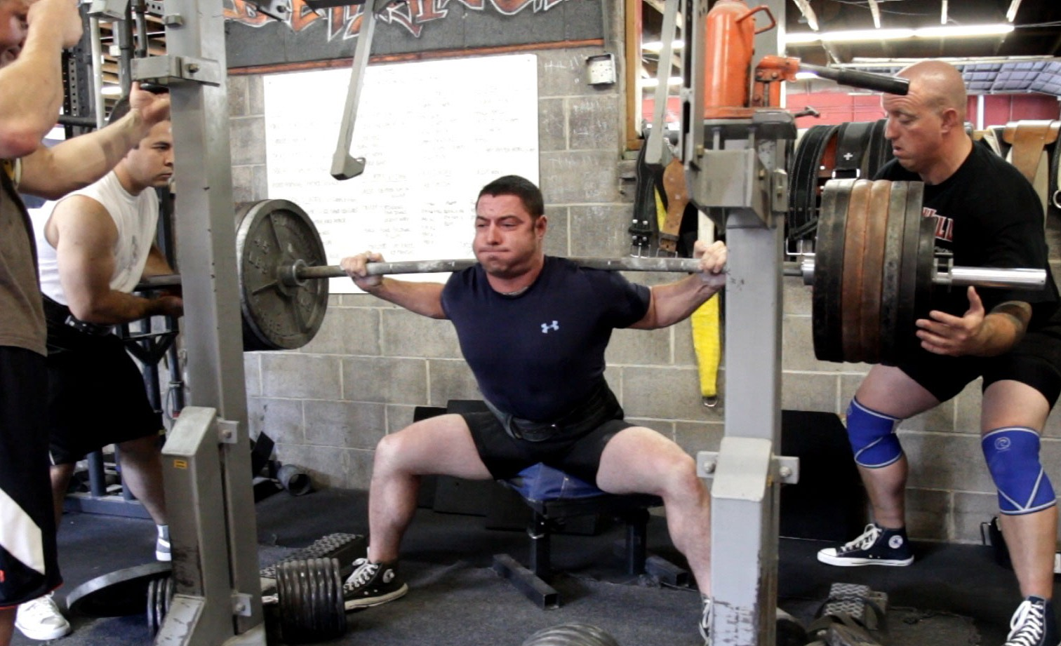 To Box Squat Or Not Part 1 The Pros Tony Bonvechio
