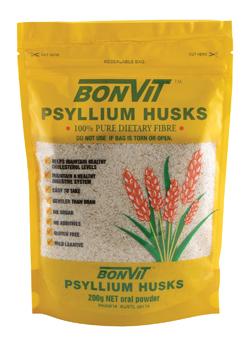 Psyllium Husks 200g