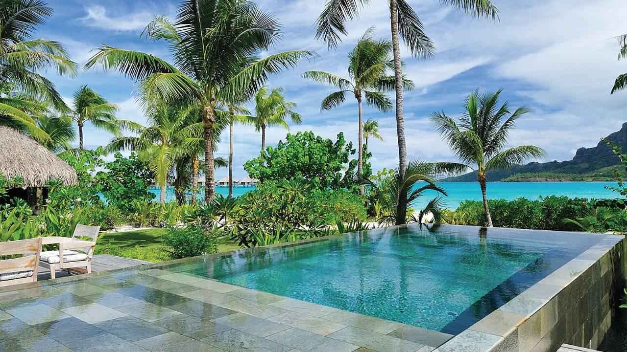 Four Seasons Resort, Bora Bora  Bon Vita