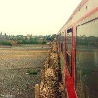 Shumë shkurt për trenin