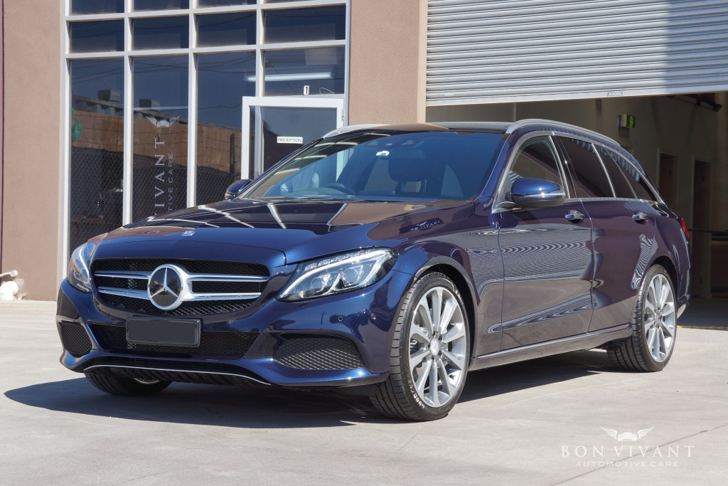 Opti-Coat Pro+ | Mercedes Benz C250 Wagon