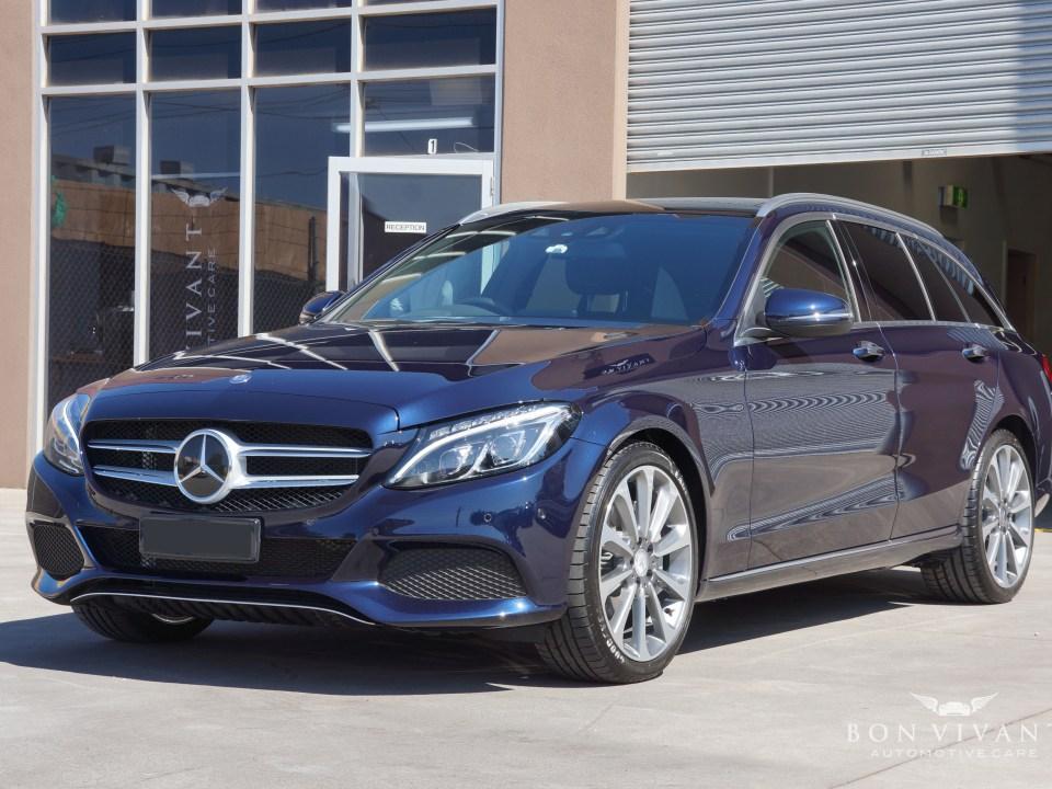 Opti-Coat Pro+ | Mercedes Benz C250 Wagon