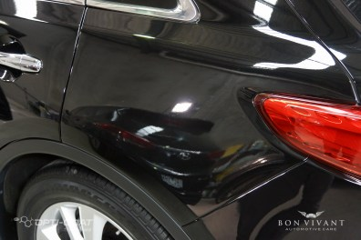 Bon Vivant Paint Protection Coating | Opti-Coat Pro+ | QX70