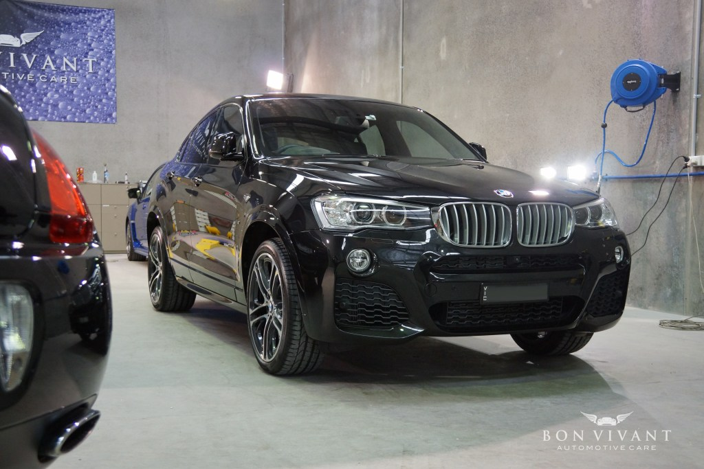Bon Vivant Paint Protection | Opti-Coat Pro+ | BMW X4 35d