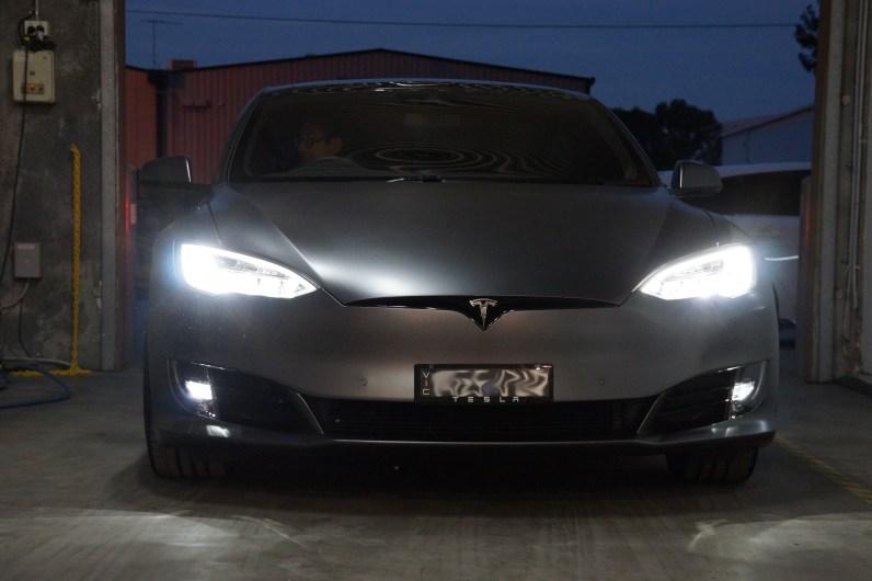 Bon Vivant Paint Protection Coating | Opti-Coat Pro+ | Tesla Model S P90D