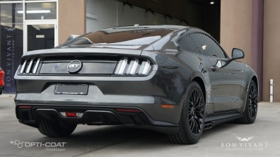 Bon Vivant Paint Protection Coating | Opti-Coat Pro+ | Ford Mustang GT