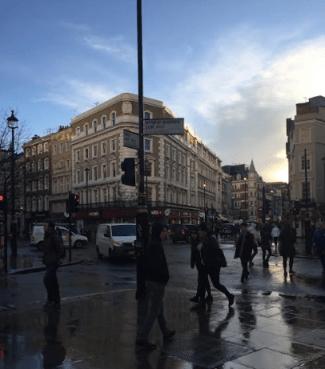 Covent Garden - Photo by: Anna Luisa Van Haute