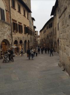 San Gimignano - photo by: Anna Luisa Van Haute
