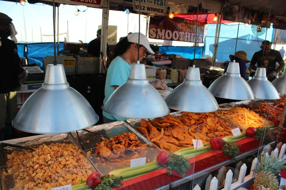 "Food Festivals Around The World: ""National Street food Festival"""