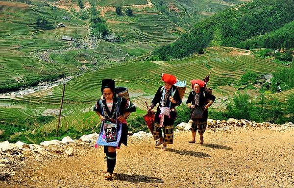 Trek nord vietnam