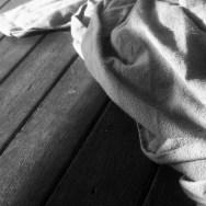 Comfort. A dog's blanket...x