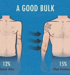 if you re under 15 body fat the best way to improve your physique is to bulk up and the good news is that you should be able to build muscle quite  [ 1250 x 801 Pixel ]