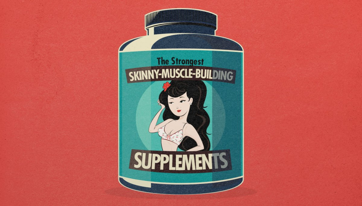 The Best Muscle-Building Supplements for Women Who Want to Gain Weight