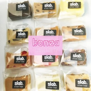 Bonza Slab Artisan Fudge - Dairy Category Pic