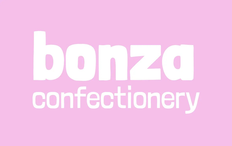Bonza Confectionery - Logo