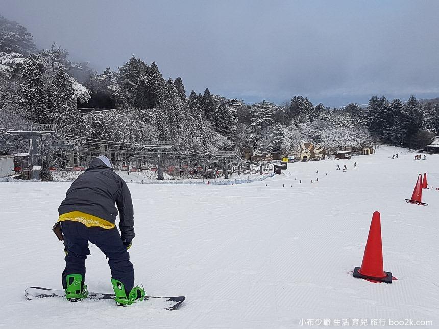 六甲山滑雪場