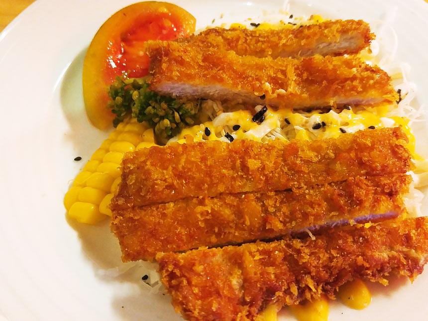 二禾井平價日本料理