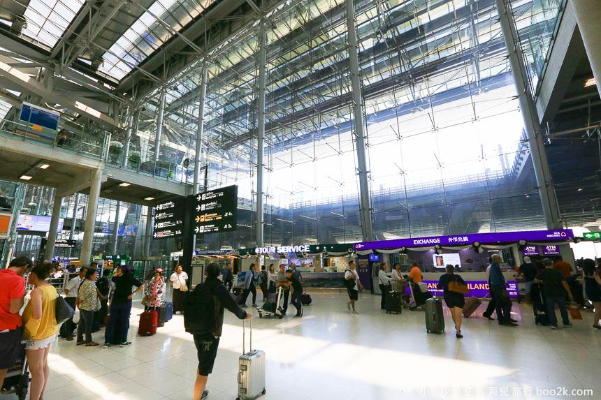 泰國曼谷機場交通攻略