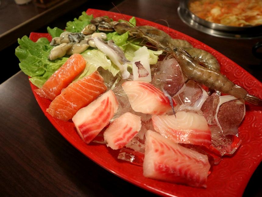 菇八豆日式涮涮鍋