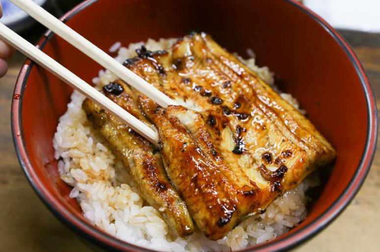 ほさかや 蒲燒鰻魚飯