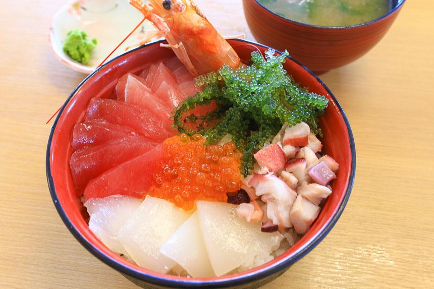沖繩美食 海人食堂