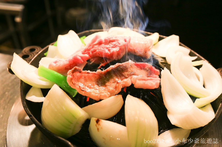 達摩成吉思汗烤肉