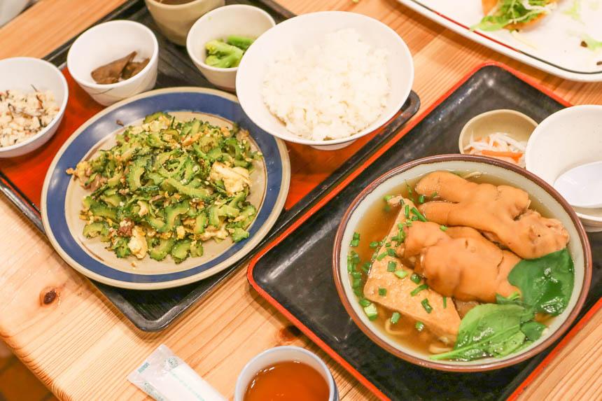 琉球料理 名護曲