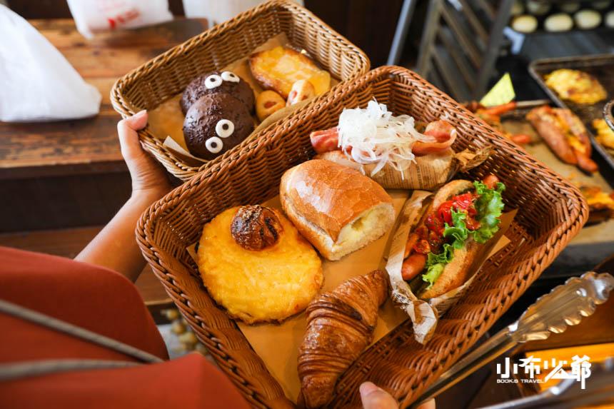PANCHORI-NA 麵包店