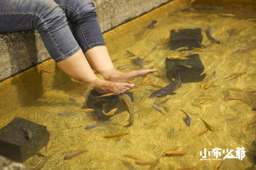 重口味溫泉魚
