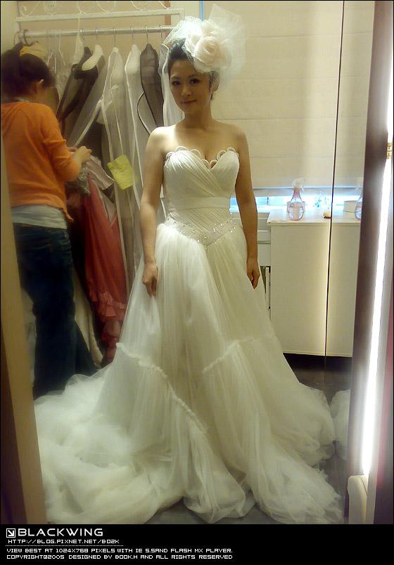 新婚情報拍婚紗做造型04