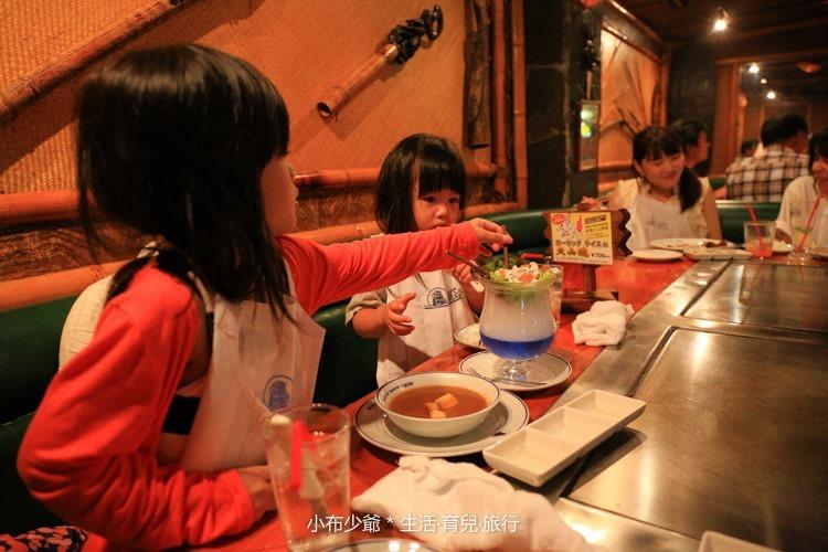沖繩國際通 美食 SAMS鐵板燒-8