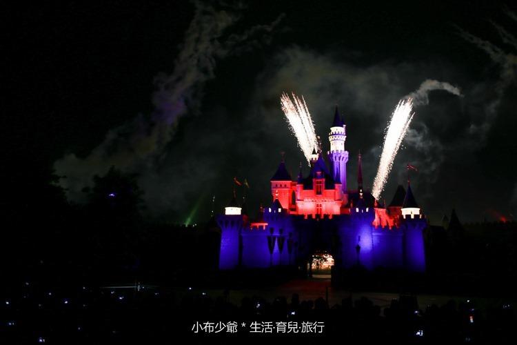 香港迪士尼煙火-21