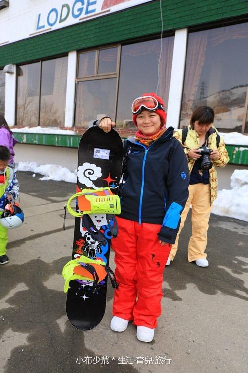 苗場 滑雪 山丘-29