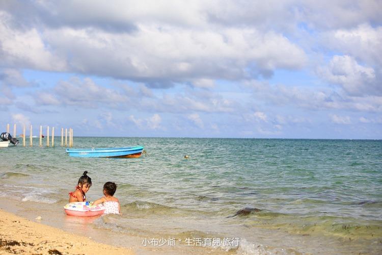 日本 沖繩 新原沙灘 玩水行程-74