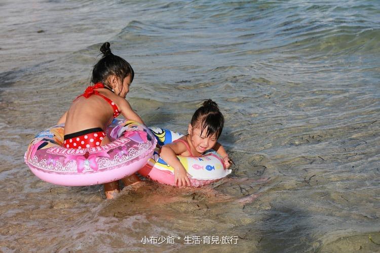 日本 沖繩 新原沙灘 玩水行程-79