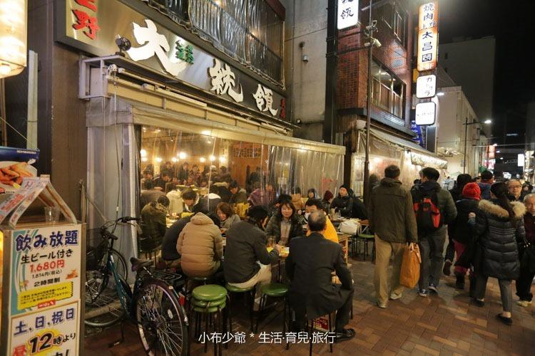 日本上野阿美橫必吃美食餐
