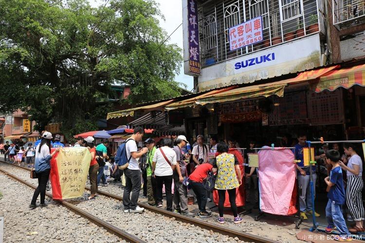 [台北]搭平溪支線小火車,青桐車站→十分車站 寫許願竹、放天燈IMG_9639