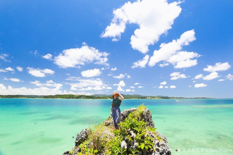 沖繩景點-古宇利秘境-チグヌ浜